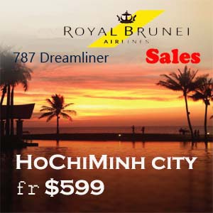 Royal Brunei Sales